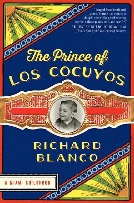 The Prince of Los Cocuyos Book Jacket